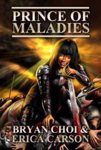 Prince of Maladies Cover